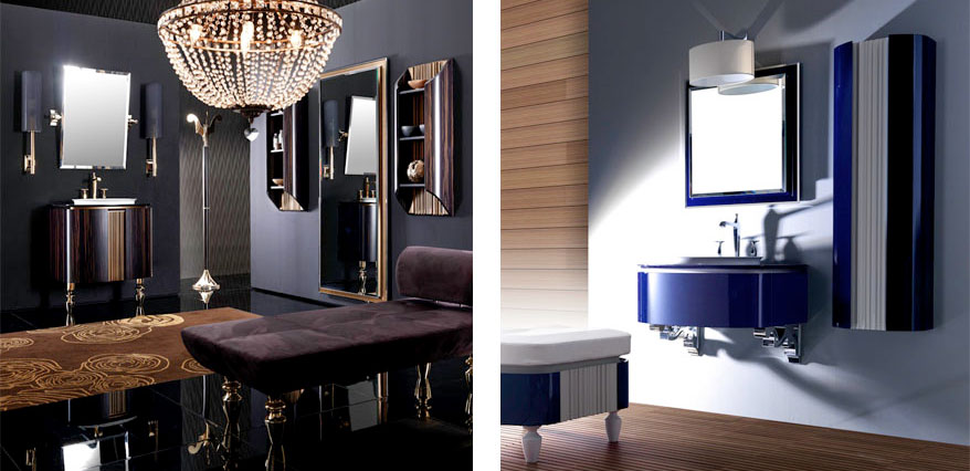 Luxury Bathroom Vanities